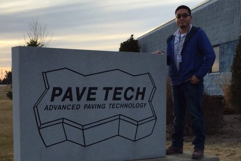 Proudly trained by Pave Tech School for advanced segmental paving & walls